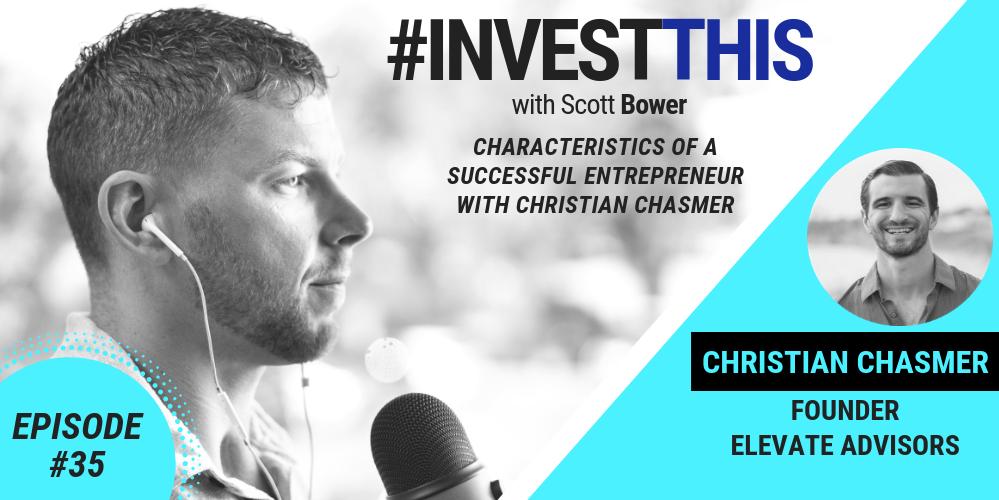 Christian Chasmer Successful Entrepreneur